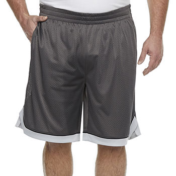 The Foundry Big & Tall Supply Co. Mens Basketball Short Big and Tall