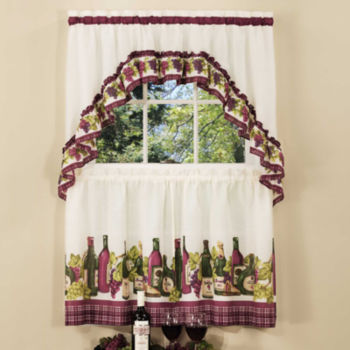blackout kitchen curtain sets curtains drapes for window jcpenney