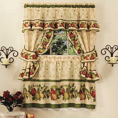 Kitchen Curtain Sets Under $10 for Clearance - JCPenney