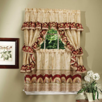 Kitchen Curtains & Bathroom Curtains - Jcpenney
