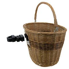 Ventura Bike Mighty Quick Release Wicker Basket