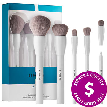 SEPHORA COLLECTION Recyclable Brush Set