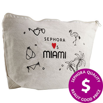 SEPHORA COLLECTION Sephora City Makeup Bag