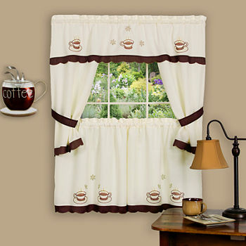 36 Inch Kitchen Curtains for Window - JCPenney