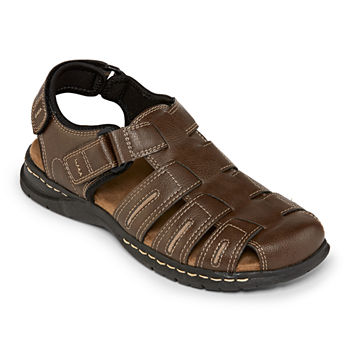 2e428be4804ea Mens Sandals Under  20 for Memorial Day Sale - JCPenney