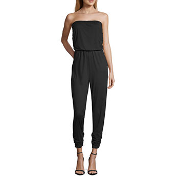 6e872c94a9a7 Juniors Size Black Jumpsuits   Rompers for Women - JCPenney