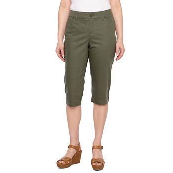 e4fad2181fc97 Green Pants for Women - JCPenney