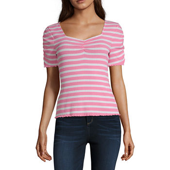 f74cd6593fb7a5 A.n.a Shirts + Tops for Women - JCPenney