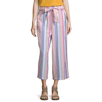 d789a866e2a88 Cropped Pants Capris   Crops for Women - JCPenney