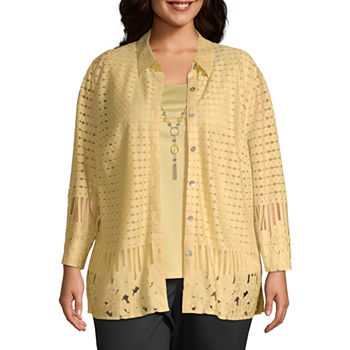 8e110e75ee6 Alfred Dunner Plus Size Tops for Women - JCPenney