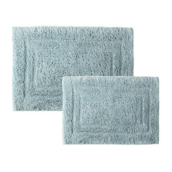 Liz Claiborne Luxury Egyptian Cotton 2-pc. Bath Rug Set