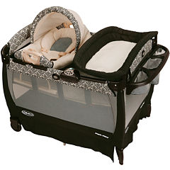 Graco® Pack 'n Play® Playard w/ Cuddle Cove™ Rocking Seat - Rittenhouse