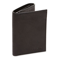 Claiborne® Leather Trifold Wallet