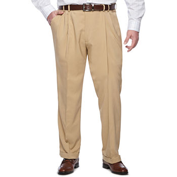 5a9c919bb5f Big Tall Size Dress Pants for Men - JCPenney