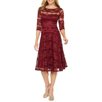 lace lace dresses for women jcpenney