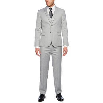 0684346b6d23 Men's Suits & Suit Separates | Blue, Black & More - JCPenney