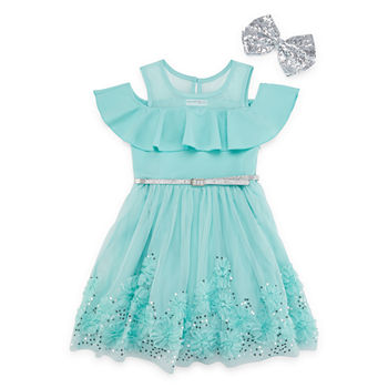 Girls Dresses 7-16 - JCPenney e481a72d3