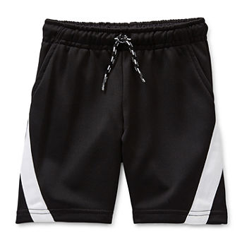 Okie Dokie Toddler Boys Active Mid Rise Pull-On Short