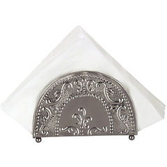 Old Dutch International® Antique Embossed Victoria Napkin Holder