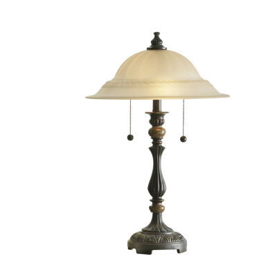 JCPenney Home™ Frosted Glass Table Lamp