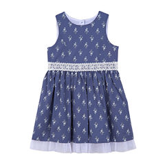 Marmellata Sleeveless Sundress - Toddler Girls