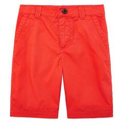 Arizona Boys Poplin Short - Preschool 4-7