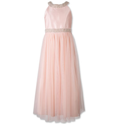 Pink Girls Dresses