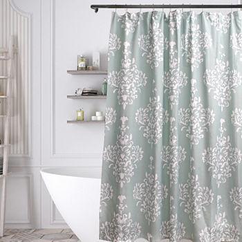mildew resistant - shower curtains