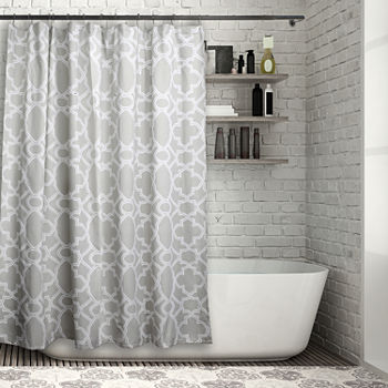 Mildew Resistant Shower Curtains For Bed Bath