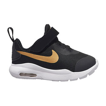 Nike Air Max Oketo Toddler Girls Running Shoes