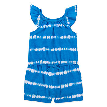 98247c6bf Rompers Shop All Girls for Kids - JCPenney