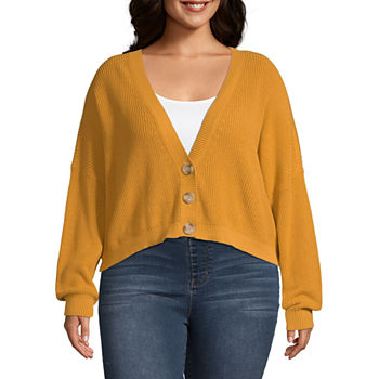 7e41e38a8d0 Arizona Yellow Sweaters   Cardigans for Women - JCPenney