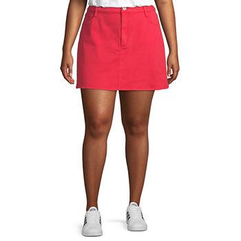 d41754970f6 ... Denim Skirt-Juniors Plus. Add To Cart. Few Left