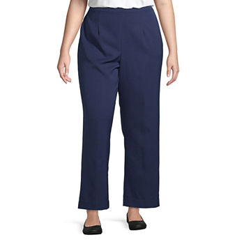 7004a65b68d Plus Size Pull-on Pants for Women - JCPenney