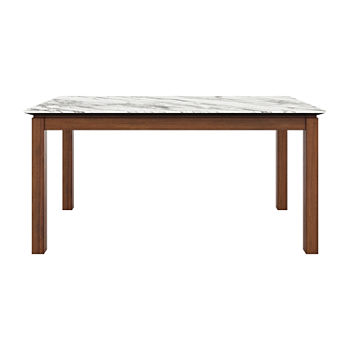 Heracle Rectangular Smart-Top Dining Table