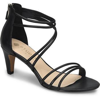 28bf5af953e31 Studio Isola Womens Lesley Heeled Sandals. Add To Cart. Few Left