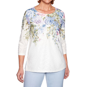 be8205b40b1 Alfred Dunner Misses Size Tops for Women - JCPenney