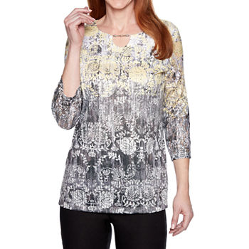 024ae54ce67f4 Alfred Dunner Tops for Women - JCPenney
