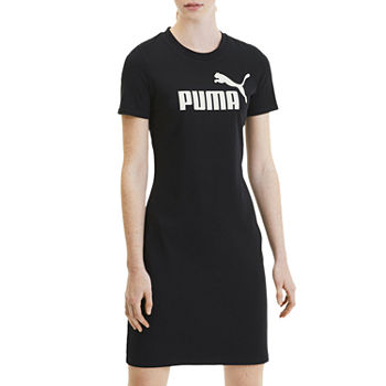 Puma Short Sleeve T-Shirt Dress