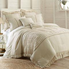 8-pc.Pleated Comforter Set Antonella
