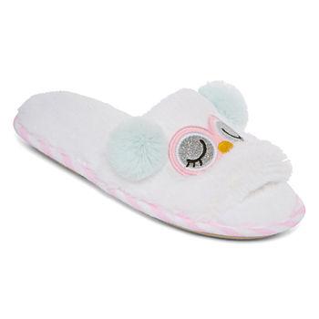 309fa1b73c3b Slip-on Slippers for Women - JCPenney