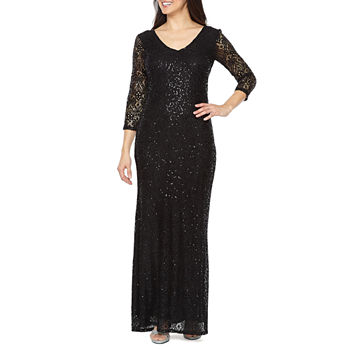 bd33a7c5 Blu Sage Black The Wedding Shop for Women - JCPenney