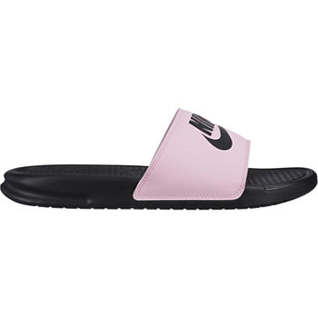 9af327ce2 Slide Sandals Pink All Women s Shoes for Shoes - JCPenney