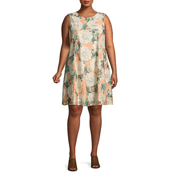 Plus Size Trapeze Dresses Dresses For Women Jcpenney