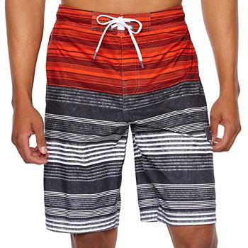 Mens Swimwear Swim Trunks Amp Board Shorts Jcpenney