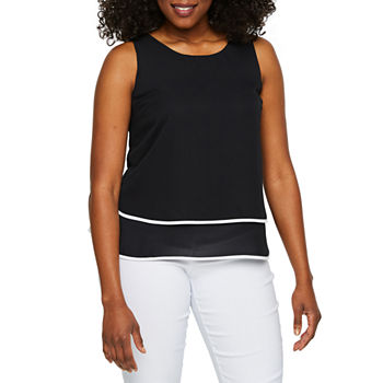 578548b8de4ed Worthington Tank Tops for Women - JCPenney