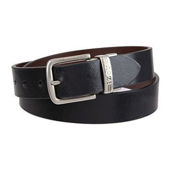 IZOD Mens Reversible Belt