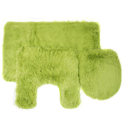 Features. Item Type:bath Rug Sets