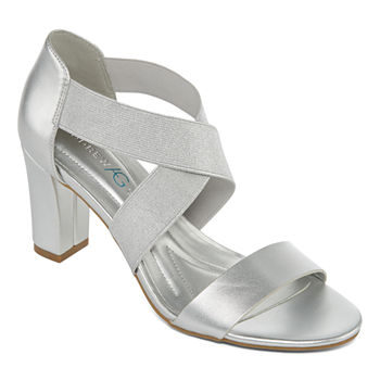 057941b38bcc CLEARANCE Silver All Women s Shoes for Shoes - JCPenney