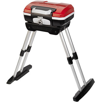 Save 25% on Cuisinart Petit Gourmet Portable Gas Grill with Stand CGG-180